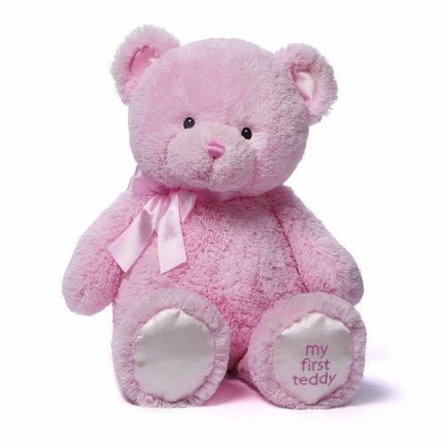 Gund My First Teddy Bear Stuffed Animal, 24 Inch front-636325