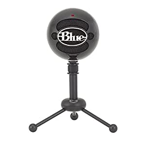 Blue Microphones Snowball USB Microphone (Gloss Black)