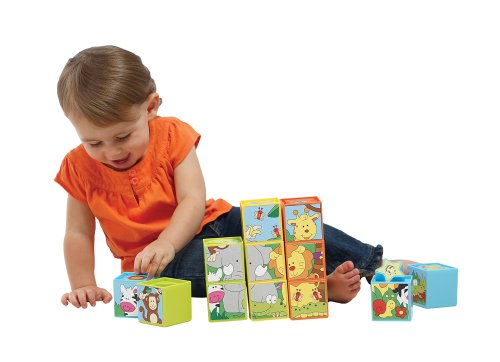 Kidoozie Shape Sorting Puzzle Blocks - 1