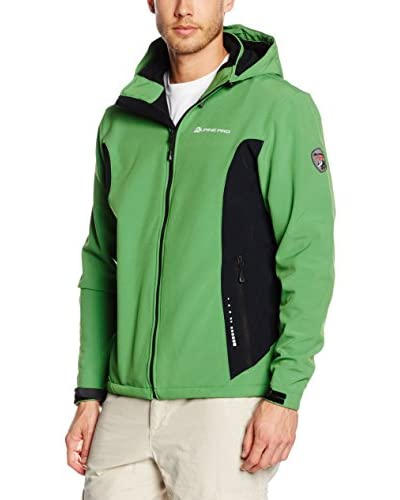Alpine Pro Giacca Softshell Montrose 2 [Verde]