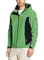 Alpine Pro Chaqueta Soft Shell Montrose 2 (Verde)