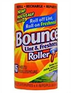 Evercare Bounce Lint Pic-Up Roller Refill - 45 Layers