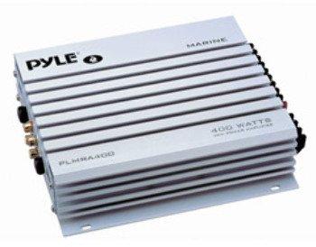 Pyle Plmra  Watt  Channel Waterproof Marine Car Amplifier Inputs