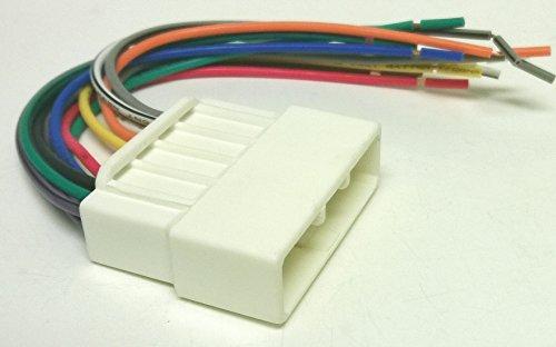 Wire harness for Installing a new radio into a HONDA, ACCORD, 1990, 1991, 1992, 1993, 1994, 1995, 1996, 1997 (94 Honda Accord Stereo compare prices)