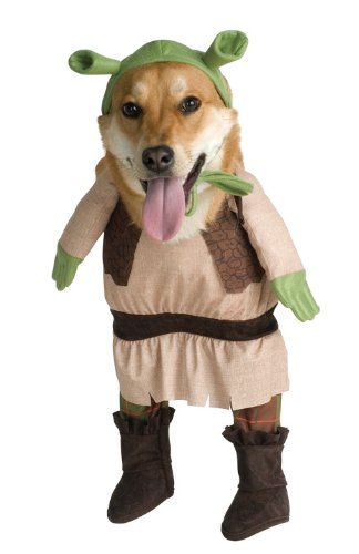 Rubies Costume DreamWorks Shrek Pet Costume, Small - 1