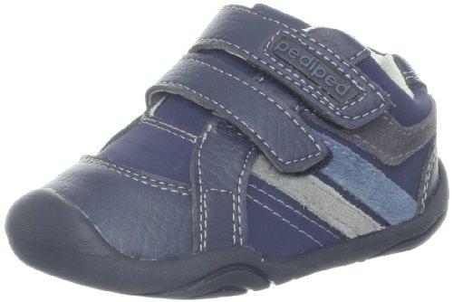 Pediped Grip Charleston Shoe (Toddler),Navy,19 Eu(4-4.5 E Us Toddler) front-1015451