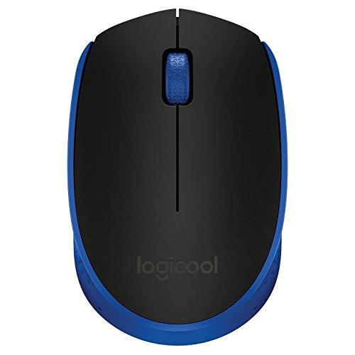 Logicool ロジクール ワイヤレスマウス M170 ブルー マルチOS(マルチOS: Windows, Mac, iOS, Android, Chrome OS 対応)
