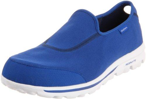 Mocassino Running Skechers Go Walk uomo 53502/BLU (41.5, BLU)