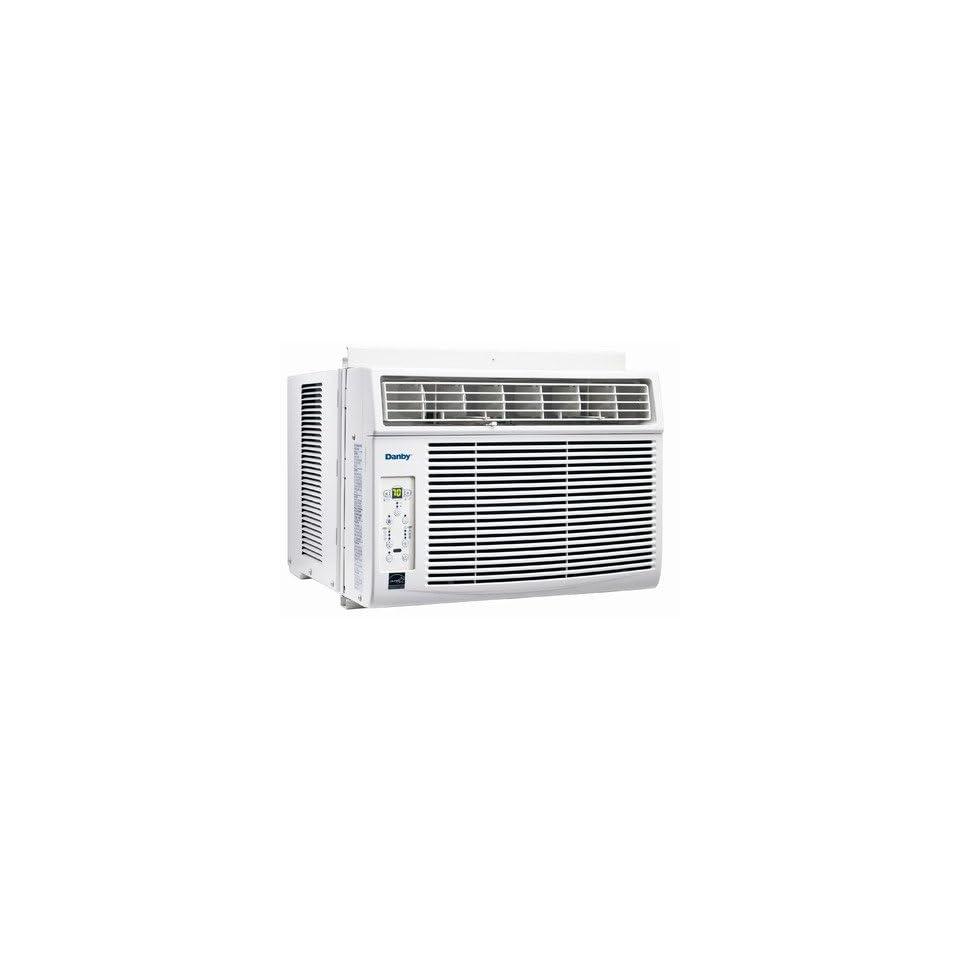 DAC8011E 8,000 btu window air conditioner   Euro Grey