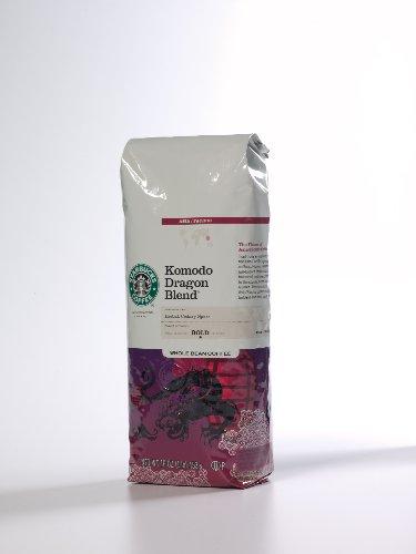 Starbucks Komodo Dragon Blend®, Whole Bean Coffee (1lb)