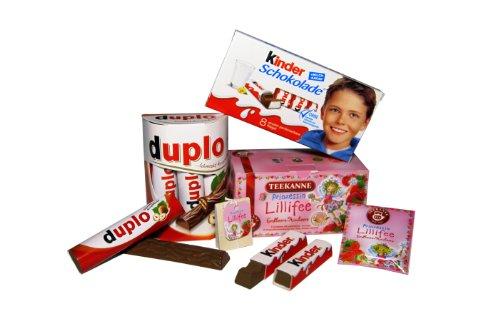 tanner-06056-holzspielzeug-sortiment-besetehend-aus-ferrero-kinderschokolade-duplo-und-tekanne-lilli