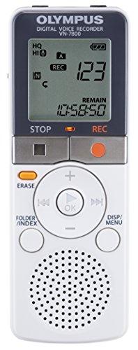 olympus-vn-7800-pc-dictaphones-connexion-pc-type-de-stockage-memoire-interne-activation-vocale-noir