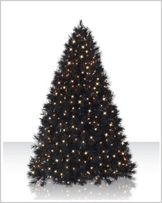 Artificial Silver Tip Christmas Tree Holiday D 233 Cor