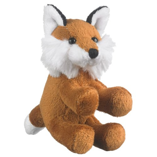 Fox Plush Red Fox Stuffed Animal Toy WildLife