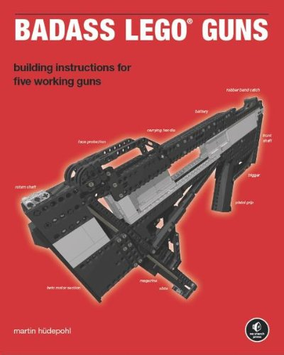 Download Free Badass Lego Guns Building Instructions For Five