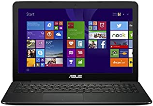 "ASUS X SERIES X554LA-XX371H - Portátil de 15.6"" (Intel Core i3 4030U, 4 GB de RAM, Disco HDD de 500 GB, Intel HD Graphics 4400, Windows 8.1 x64), negro -Teclado QWERTY Español"