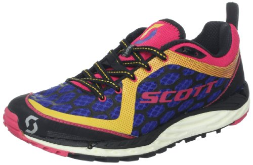 Scott Running Women's T2 Kinabalu Running Shoe,Blue/Pink,9.5 M US