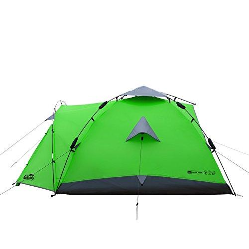 Qeedo Quick Pine 3 Campingzelt - 5