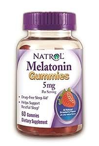 Natrol Melatonin Gummy, 60 Count