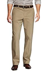 Match Men's Straight-Fit Work Wear Casual Pants