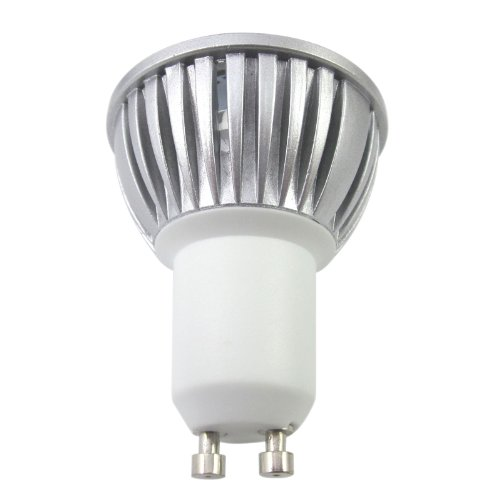 Led 3*3W Gu10 Dimming Light Led Spotlight Bulb Downlight Cool White