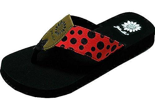 7. Yellow Box Women's Tizzy Sandal