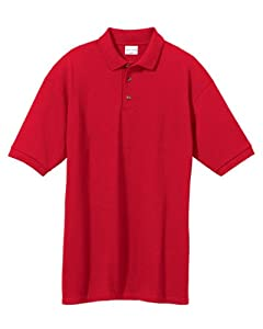 Anvil 6020 Cotton Deluxe Pique Sport Shirt from Anvil