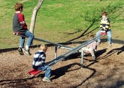 4-person See-Saw