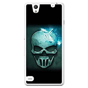 a AND b Designer Printed Mobile Back Cover / Back Case For Sony Xperia C4 (SONY_C4_2521)