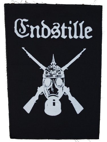 Endstille 2013Ã' Back Patch ' by Endstille