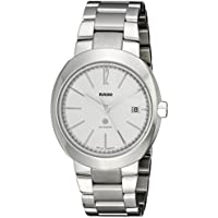 Rado R15513103 D-Star Men's Watch (Silver)