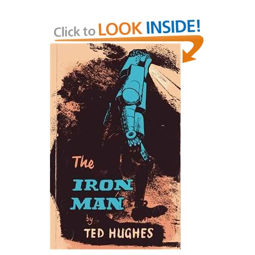 The iron man (9780571097500) Ted Hughes Books