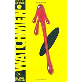 Watchmen (Paperback) By Alan Moore          346 used and new from $1.43     Customer Rating: