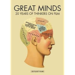 Great Minds: 20 Years of Thinkers on Film (Box Set)