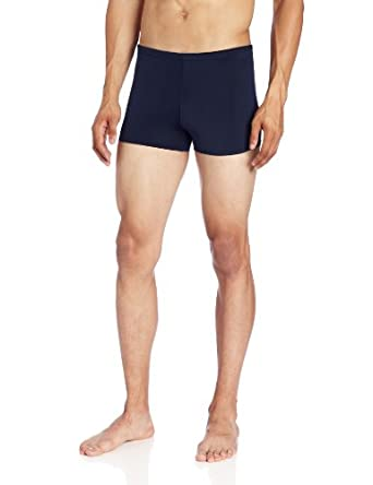 070ce6e1c6 Kanu Surf Men's Solid Square Leg Swimsuit