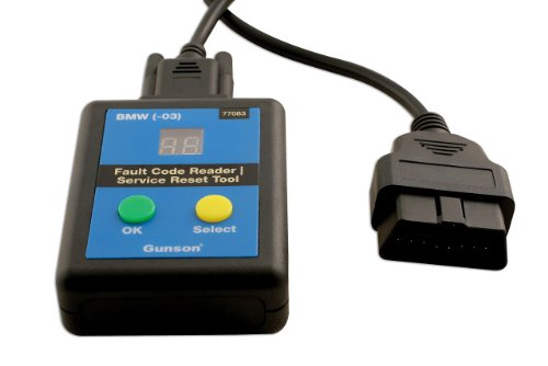 Gunson 77083 BMW Code Reader and Service Reset Tool