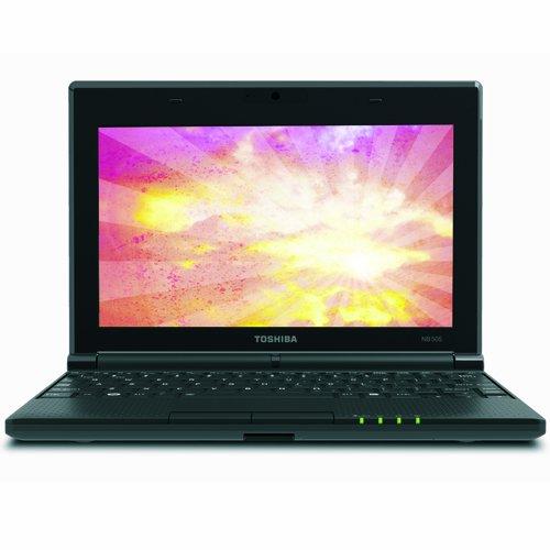 Toshiba NB505-N508GN 10.1-Inch Netbook (Green)