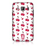 Head Case Cherry Fruit Pattern Back Case Cover For Samsung Galaxy Xcover S5690