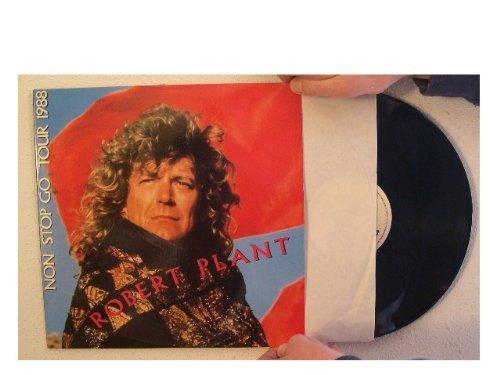 Robert Plant Double Lp Record Led Zeppelin Tour 1988