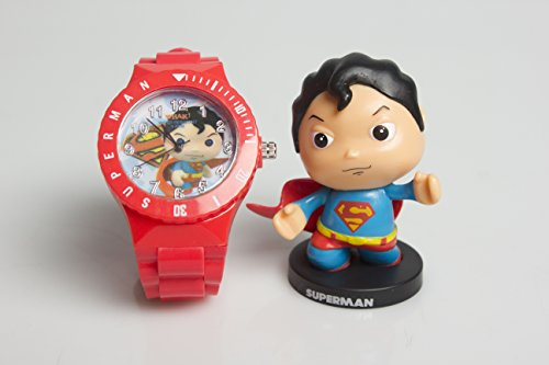 Little Mates Little Mates Harley Superman WHAK! Watch And Figurine Set, multi-colored - 1