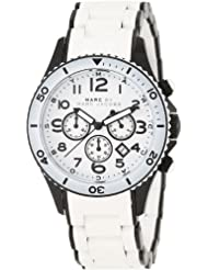 Marc by Marc Jacobs Women's MBM2574 Rock White Watch