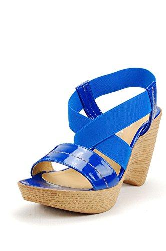 s.OLIVER Damen Keilabsatz-Sandalette,