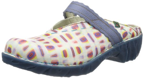 El Naturalista Womens Clogs N179 Pad 4 UK, 37 EU
