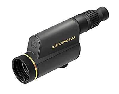 Leupold 120371 GR Spotting Scope, Shadow Gray, 12-40 x 60mm from Pro-Motion Distributing - Direct