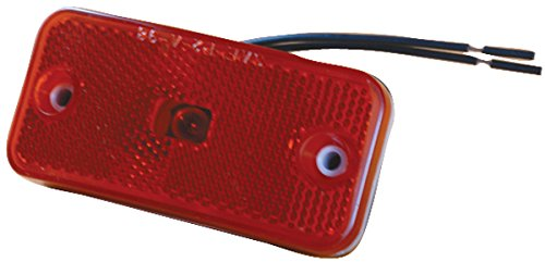 RV Designer (E395) Red Fleetwood Style Clearance Light (Fleetwood Rv Parts & Accessories compare prices)