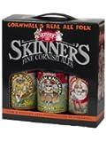 Skinners Cornish Ale Gift Pack 3 x 500 ml Bottle