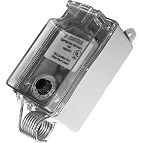 Thermostat for Fans/Heaters