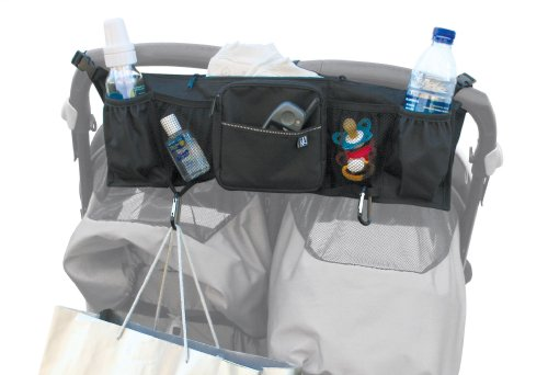 JL Childress Double Wide Stroller Organiser