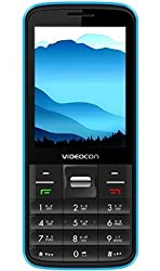 Videocon Star1 V3EA 2.8 Inch Dual Sim(GSM+GSM) Black-Red Mobile Phone