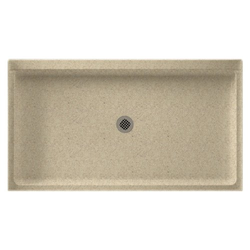 Swanstone Ss 3460 122 Shower Base With Center Drain